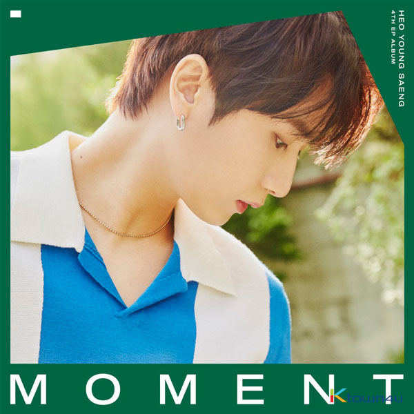 Heo Young Saeng - Mini Album Vol.4 [MOMENT]