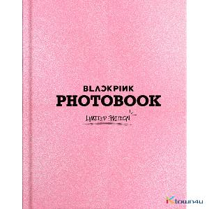 [Photobook] BLACKPINK - BLACKPINK PHOTOBOOK -LIMITED EDITION- *Ktown4u Preorder benefit : Circle Fan 1p gift