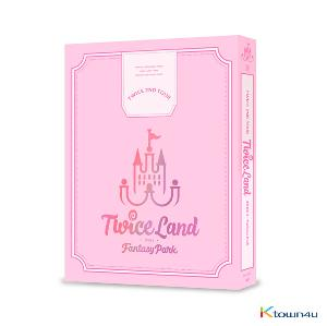 [DVD] TWICE - TWICE 2ND TOUR 'TWICELAND ZONE 2:Fantasy Park' DVD