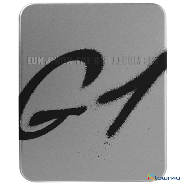 EUN JIWON - Album Vol.6 [G1] (BLACK Ver.)