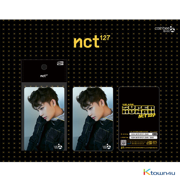 NCT 127 - Traffic Card (TaeEil) *There may be primary and secondary shipments for this item according to the order of payment.