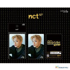 NCT 127 - Traffic Card (Mark) *There may be primary and secondary shipments for this item according to the order of payment.