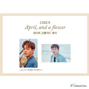 CHEN - Traffic Card Limited Edition