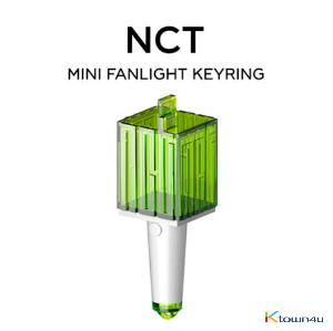 NCT - OFFICIAL MINI LIGHT STICK KEYRING (*Order can be canceled cause of early out of stock)