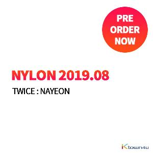 NYLON 2019.08 (TWICE : NAYEON)