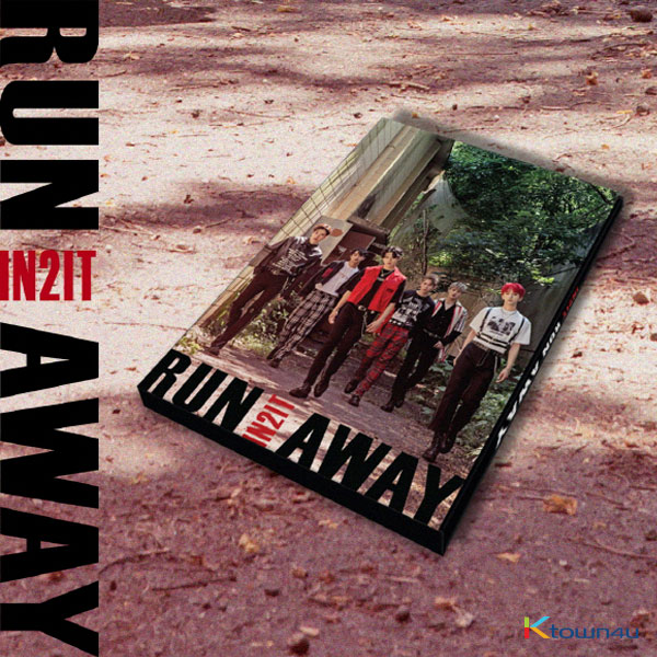 IN2IT - Single Kit Album [Run Away] *Due to the built-in battery inside, only 1 item can be shipped per package