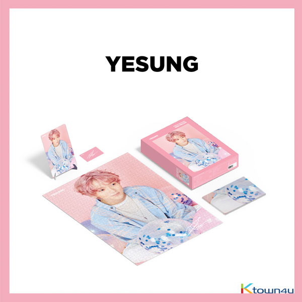 YESUNG - Puzzle Package Chapter 3 Limited Edition