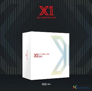 X1 - Kit Album [비상: QUANTUM LEAP] (비상 Ver.) *Due to the built-in battery inside, only 1 item can be shipped per package