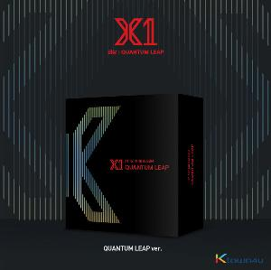 X1 - Kit Album [비상: QUANTUM LEAP] (QUATUM LEAP Ver.) *Due to the built-in battery inside, only 1 item can be shipped per package