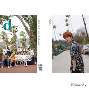 [Magazine] D-icon : Vol.5 NCT127 - NCT127, and city of angel [2019] Yuta Ver.