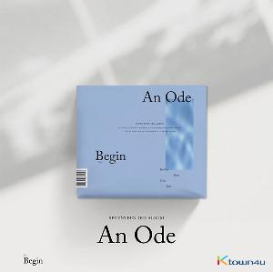 Seventeen - Album Vol.3 [An Ode] (Begin Ver.) (Second press)