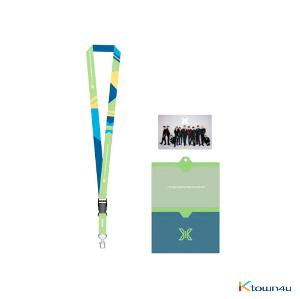 X1 - LANYARD & TICKET CASE & PHOTO CARD [PREMIER SHOW-CON] (*Order can be canceled cause of early out of stock)
