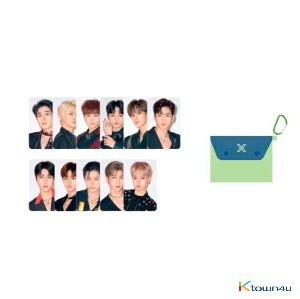 X1 - POUCH & PHOTO CARD [PREMIER SHOW-CON] (*Order can be canceled cause of early out of stock)