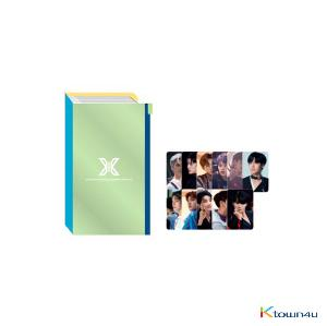 X1 - BINDER & PHOTO CARD [PREMIER SHOW-CON] (*Order can be canceled cause of early out of stock)