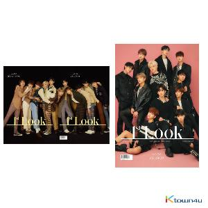 1ST LOOK- Vol.182 (X1) *Cover Random 1p out of 2p (*Different versions will be sent in case of purchasing 2 or more)