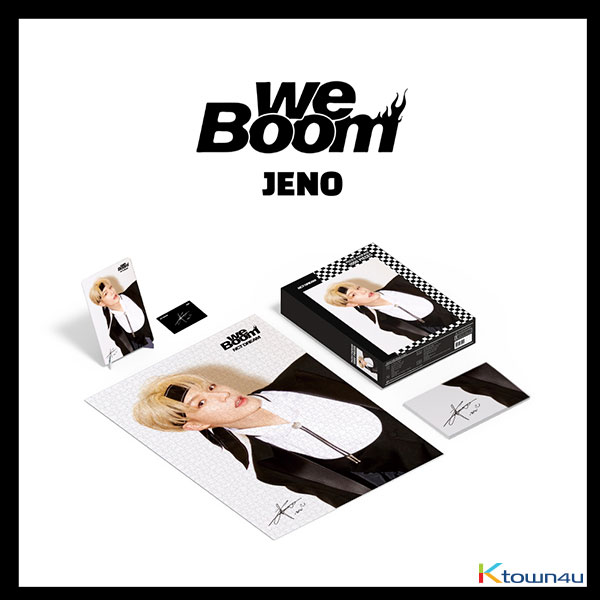 NCT DREAM - Puzzle Package Chapter 4 Limited Edition (Jeno Ver.)