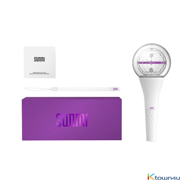 SUNMI - OFFICIAL LIGHT STICK (*Order can be canceled cause of early out of stock)