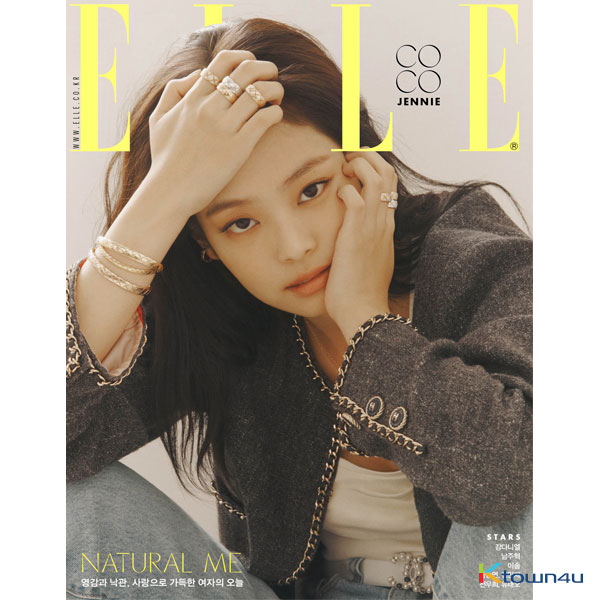 ELLE 2019.10 A Type (BLACKPINK : JENNIE)