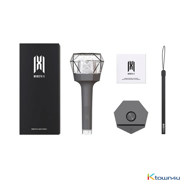 MONSTA X - OFFICIAL LIGHT STICK VER.2 (*Order can be canceled cause of early out of stock)