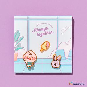 TWICE - TWICE EDITION PIN BADGE (NAYEON) (*Order can be canceled cause of early out of stock)