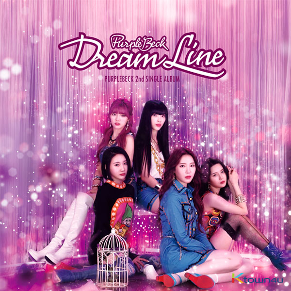 PurpleBeck - Single Album Vol.2 [Dream Line] (Numbering Limited Edition)