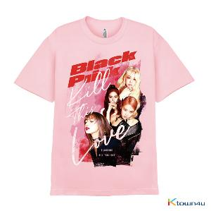 [CHAPTER1] BLACKPINK - T-SHIRTS TYPE3