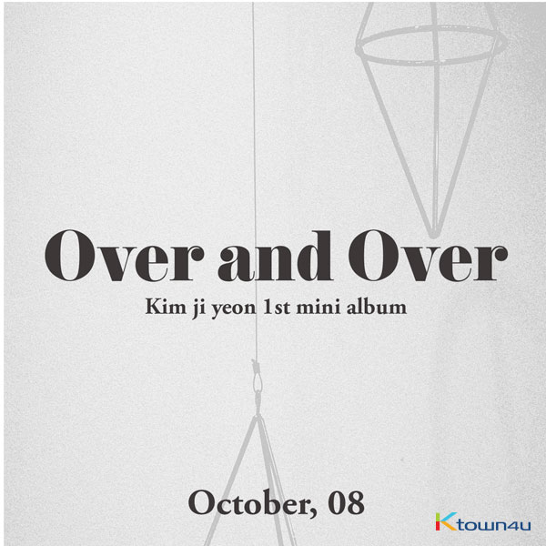 Kei - Mini Album Vol.1 [Over and Over]