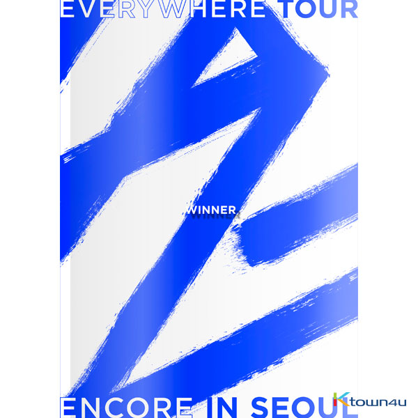 [DVD] WINNER - 2019 WINNER EVERYWHERE TOUR ENCORE IN SEOUL [DVD+LIVE CD] *Ktown4u Pre-order benefit : Photocard 1set (4p) (limited quantity Until sold out)
