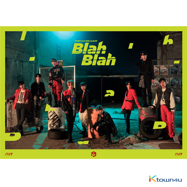 1THE9 - Mini Album Vol.2 [Blah Blah]