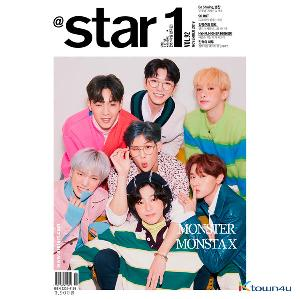 At star1 2019.11 (Front Cover : MONSTA X)