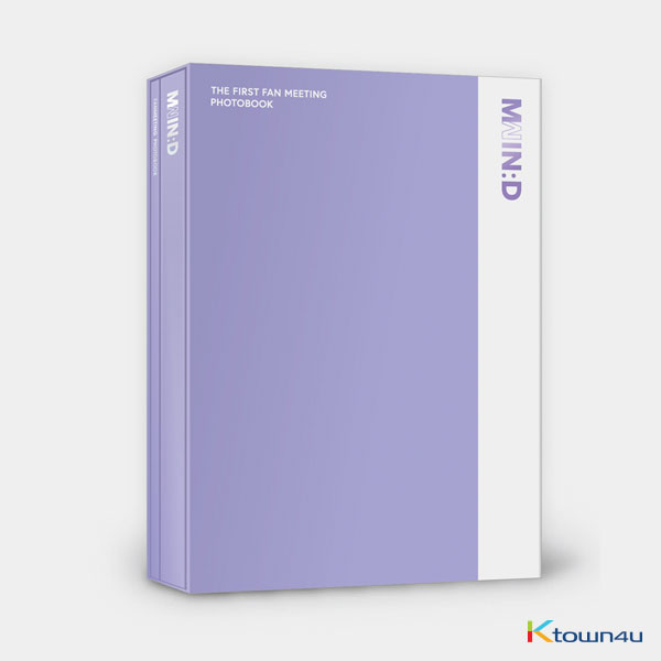 [PHOTOBOOK] Kim Jae Hwan - KIM JAE HWAN THE FIRST FANMEETING PHOTOBOOK [MIN:D] *Pre-order period from Oct 24 to Oct 31 at 15:00