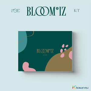 IZ*ONE - Album Vol.1 [BLOOM*IZ] (Kit Album) *Due to the built-in battery of the Khino album, only 1 item could be ordered and shipped at a time.