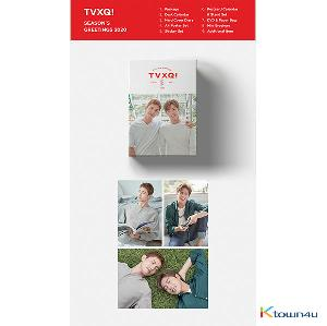 TVXQ! - 2020 SEASON'S GREETINGS (Only Ktown4u's Special Gift : All Member Photocard set)