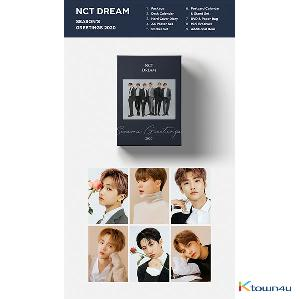 NCT DREAM - 2020 SEASON'S GREETINGS (Only Ktown4u's Special Gift : All Member Photocard set)