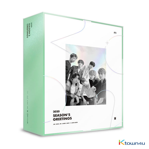 BTS - 2020 SEASON'S GREETING  *Not included Pre-order benefit : mouse pad