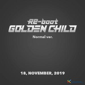 Golden Child - Album Vol.1 [Re-boot] (Normal Ver.)