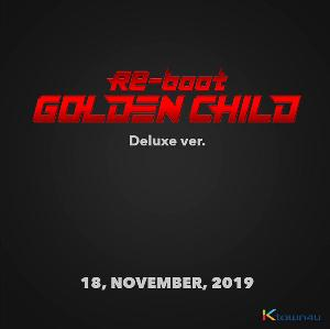 Golden Child - Album Vol.1 [Re-boot] (Deluxe Ver.) (Limited Edition)