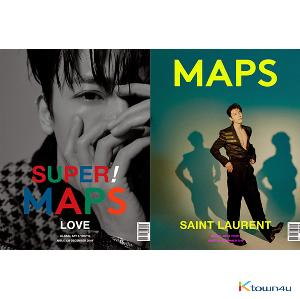 Maps 2019.12 Random Type (Dong Hae) *Cover Random 1p out of 2p
