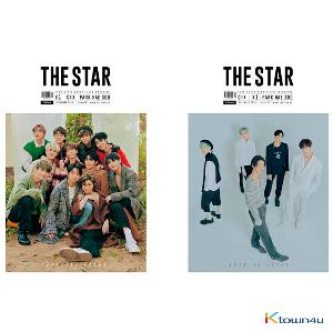THE STAR 2019.12 (Front Cover : CIX / Back Cover : X1)