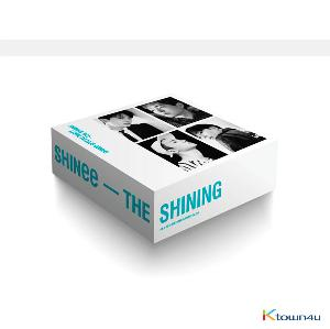SHINee - SPECIAL PARTY THE SHINING KiT Video *Due to the built-in battery of the Khino album, only 1 item could be ordered and shipped to abroad at a time.