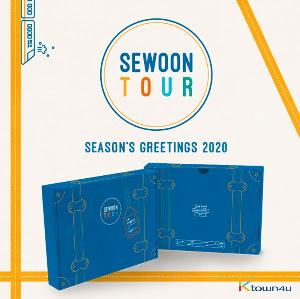Jeong Se Woon - 2020 SEASON'S GREETINGS