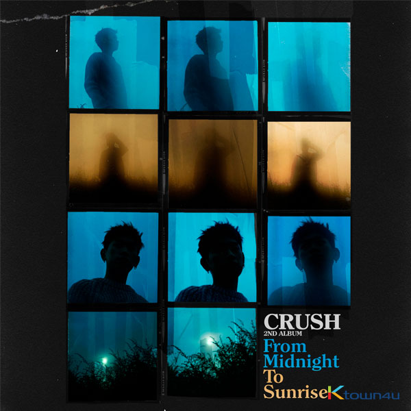 Crush - Album Vol.2 [From Midnight To Sunrise]
