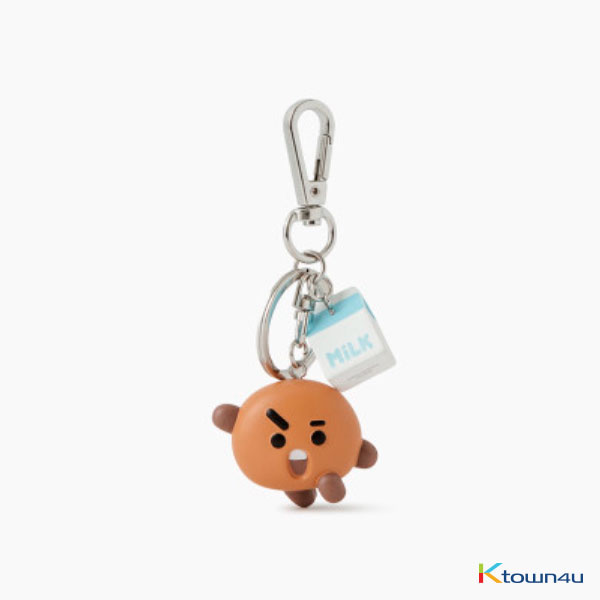 [BT21] SHOOKY Mini Figure Keyring