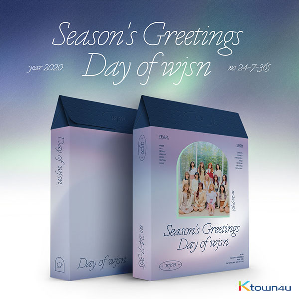 WJSN - 2020 SEASON'S GREETINGS *Ktown4u Pre-order benefit : Polariod Photocard 1ea (limited quantity Until sold out)