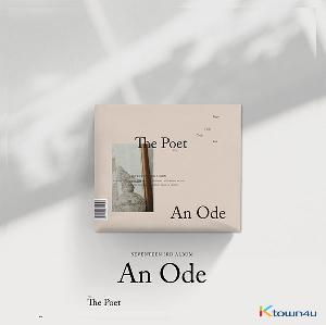 Seventeen - Album Vol.3 [An Ode] (The Poet Ver.) (Second press)