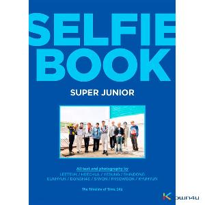 [Photobook] Super Junior - Selfie Book : Super Junior