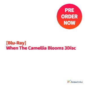 [Blu-Ray] When The Camellia Blooms 3Disc *If Pre-order qty is not enough to producing , you ordered can be canceled.