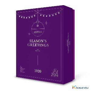 ASTRO - 2020 SEASON'S GREETINGS (RELAXING Ver.)