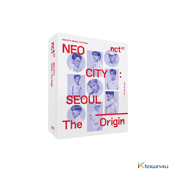 NCT 127 - NEO CITY : SEOUL – The Origin KiT Video *Due to the built-in battery of the Khino album, only 1 item could be ordered and shipped to abroad at a time.