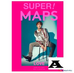 Maps 2020.01 A Type (Ha Sung Woon)